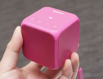 Sony SRS-X11 portable Bluetooth Speakers releasing soon