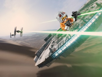 The Force Awakens with Lego; Key Moments and New Character Kits to be out with the Movie