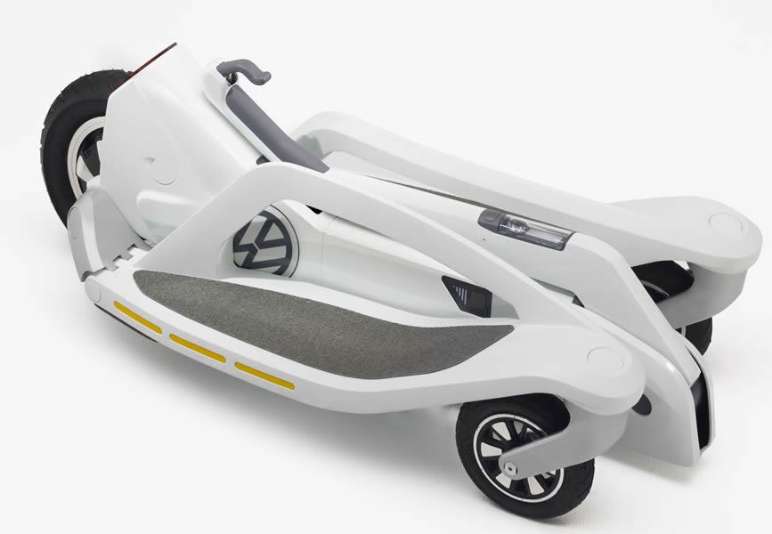Самобалансирующейся скутер ninebot mini black