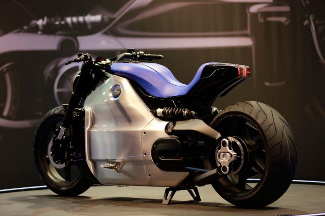 200hp Voxan Wattman Is The Most Powerful Electric Cruiser On The Planet