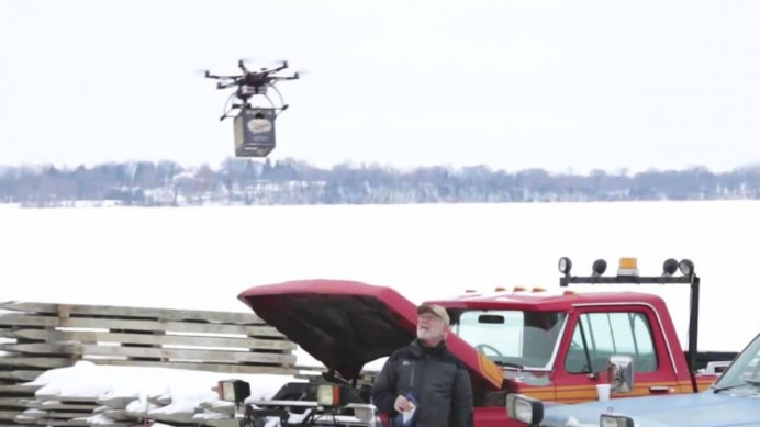 lakemaid-beer-drone-delivery-5