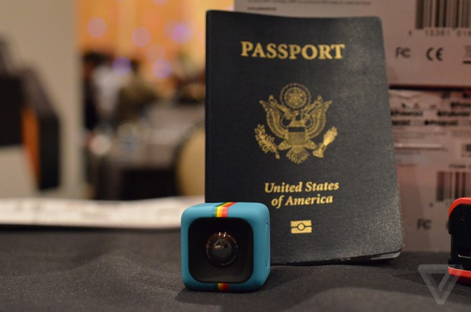 Polaroid Unveils The C3 Camera  Extremely Cute And Heavy On Features