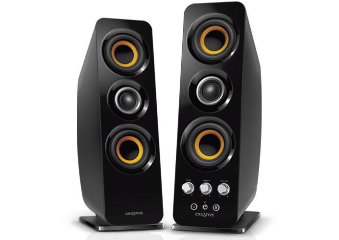 Creative T50 Wireless 2.0 speaker system