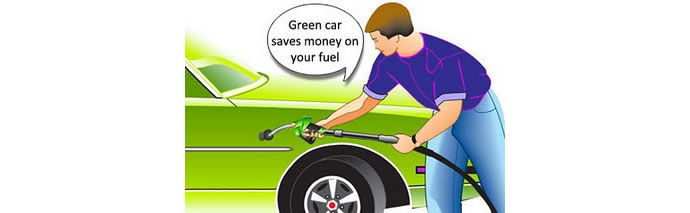 Cost Saving On Fuel Hybrid Car