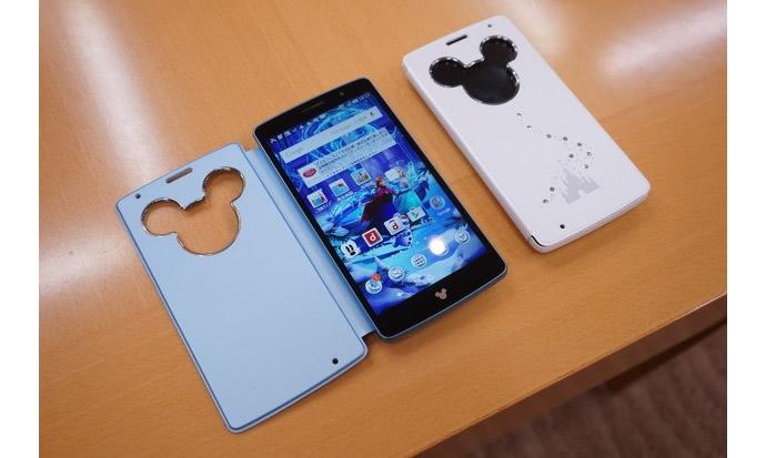 LG-Mickey Mouse-themed-Swarovski-smartphone-2