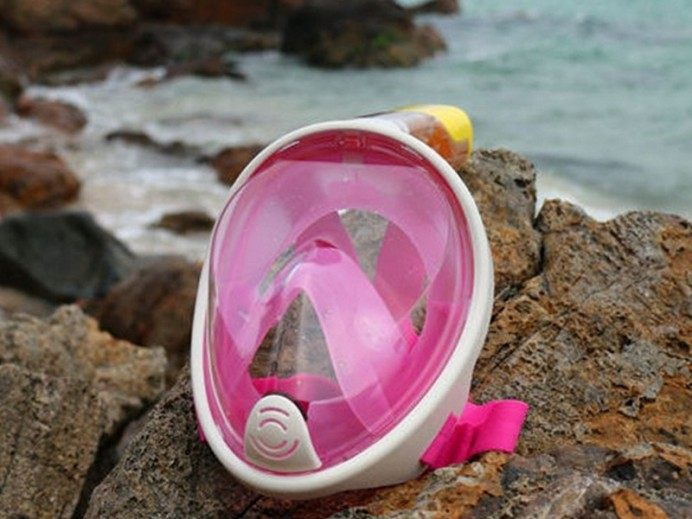 Snorkeling-mask-puts-uncomfortable-mouthpieces-to-rest-2