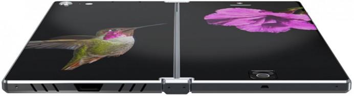 Lunark foldable smartphone concept 2
