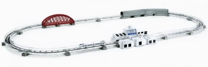 Maglev toy train 2