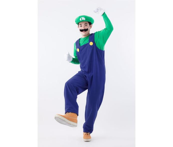 Mario and Luigi costumes 4