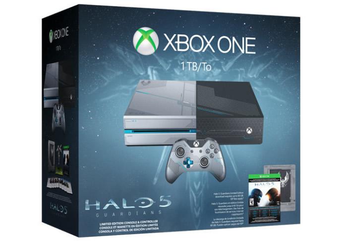 Microsoft 1TB Halo-branded Xbox One 2