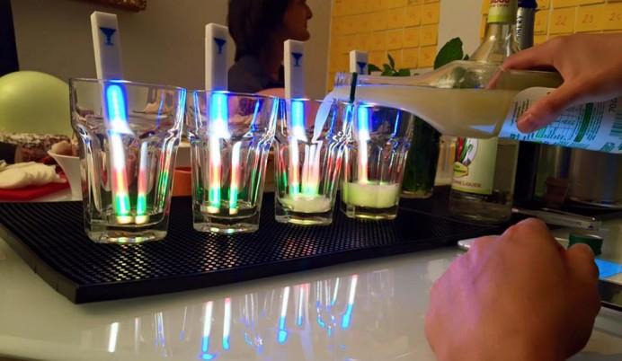 MixStix lightsaber mixes drinks 4