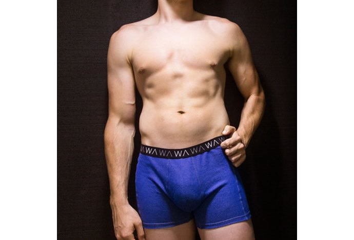 Revolutionary underwear thwarts smartphone radiation 2