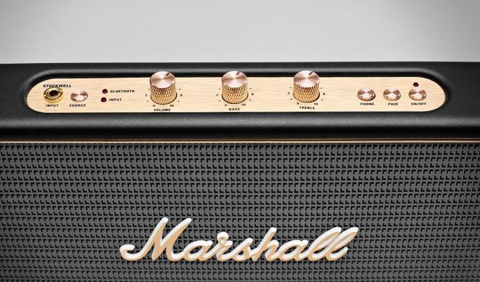 Marshall Headphones Stockwell mini-speaker 2