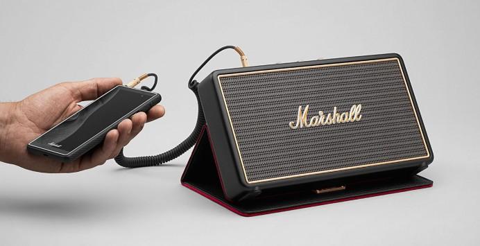 Marshall Headphones Stockwell mini-speaker 3