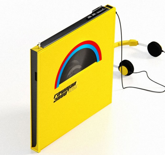 vinyl with rocket and wink portable player 3