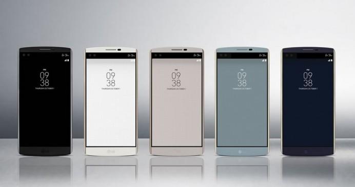 LG V10 superphone 2