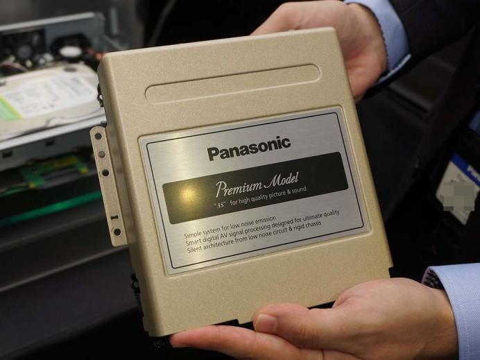 Panasonic UHD Blu-ray player 3
