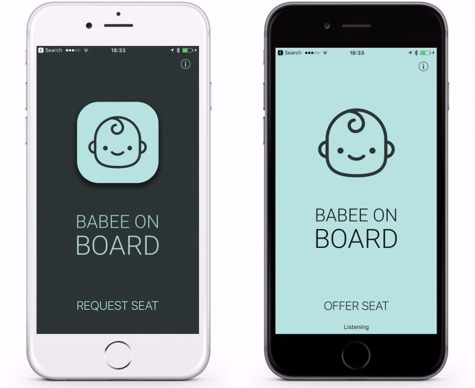 babee on board  a smart app to assist expectant mothers